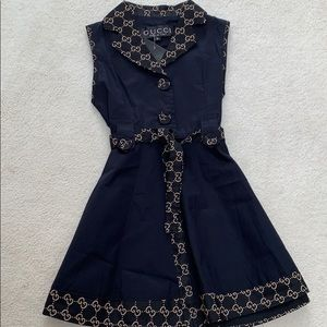 Toddler Gucci Dress NWT